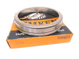 high temperature  SURPLUS TIMKEN 493B TAPERED ROLLER BEARING CUP, SINGLE CUP 493-B
