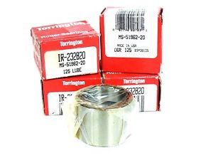 high temperature LOT OF 4 NIB TORRINGTON IR-232820 ROLLER BEARINGS IR232820