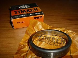 high temperature Timken Tapered Roller Bearing Cone 19268 New