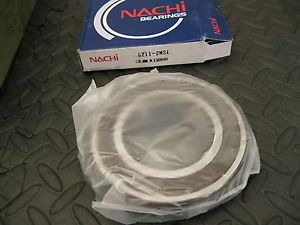 high temperature NACHI 6211-2NSE Bearing, 55mm x 100mm x 21mm