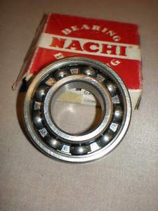 high temperature business industrial NACHI Sealed Ball bearing, 6206