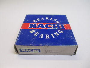 high temperature NACHI 6309 OPEN DEEP GROOVE BALL BEARING MANUFACTURING CONSTRUCTION