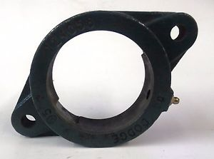 high temperature DODGE FLANGE BEARING HOUSING 124056, 2 BOLT