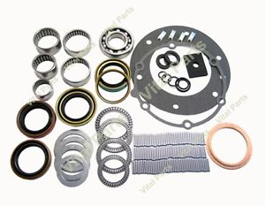 high temperature Transfer Case Rebuild Bearing Kit Jeep Ford GM Dodge NP 208 208D 1980-1990