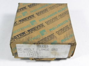 high temperature Reliance Electric SC1-15/16 Dodge Flange Bearing 4-Bolt !  !