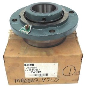 high temperature NIB DODGE FC-S2-215S FLANGE BLOCK 045201 SIZE: 2-15/16 FCS2215S