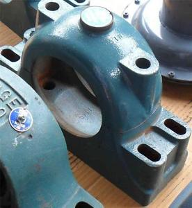 """high temperature Dodge NON-EXP Special Duty  066231  Pillow Block Bearing 5-3/4"""" opening each"""