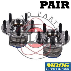 high temperature Moog New Rear Hub Bearing Pair For Dodge Caliber Jeep Compass Patriot 4WD AWD