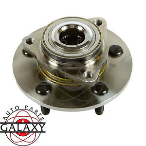 high temperature Pair Front Hub Bearing Fits Dodge Ram 1500 02-08 W/2 Wheel ABS