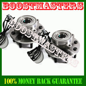 high temperature 00-02 Dodge Ram Front Wheel Bearing & Hub Assembly 1 pair