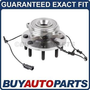 high temperature BRAND  PREMIUM QUALITY FRONT WHEEL HUB BEARING ASSEMBLY FOR DODGE 2500 & 3500