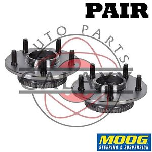 high temperature Moog New Front Wheel  Hub Bearing Pair For Dodge RAM 1500 00-01 Except 4WD AWD