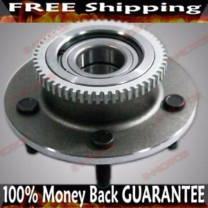high temperature FRONT 5 STUD Wheel Hub Bearing fit 00-01 Dodge RAM1500  2WD ONLY 515084