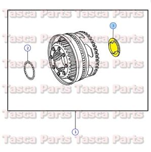 high temperature OEM MOPAR PLANETARY CARRIER REAR NEEDLE BEARING FITS 2002-14 DODGE CHRYSLER JEEP