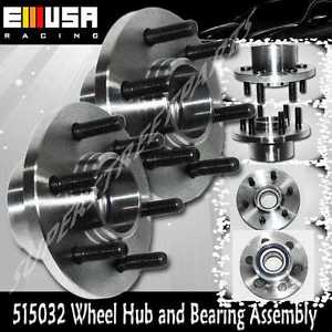high temperature 2 PCS FRONT WHEEL HUB  ASSEMBLY for 1999-2004 Dodge Dakota 2WD Axle Bearing RWAL