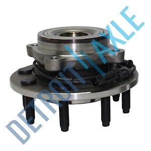 high temperature  Front Driver or Passenger Side Wheel Hub and Bearing Assembly 8 LUG, w/ ABS