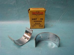 high temperature Dodge Plymouth 218 230 Six Series Special Deluxe Rod Bearing STD 1934-59 USA