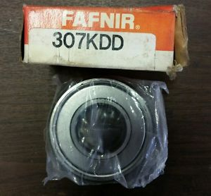 high temperature Fafnir 307KDD Single Row Radial Ball Bearing New