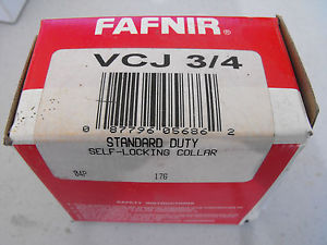 "high temperature FAFNIR VCJ 3/4"" BORE 4-BOLT FLANGED BEARING WITH SELF LOCKING COLLAR"