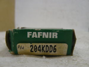 high temperature  FAFNIR 204KDD6 BALL BEARING 200X47X14MM