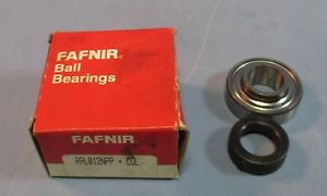 "high temperature Fafnir RAL012NPP + Col Inner Ring Ball Bearing Insert w/ Collar 3/4"" Bore NIB"