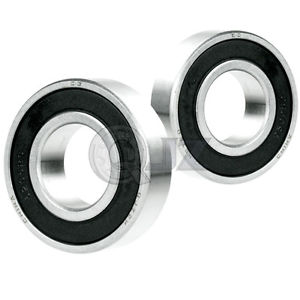 high temperature 2x SS1635-2RS Ball Bearing 1.75in x 0.75in x 0.5in Rubber Seal Stainless Steel
