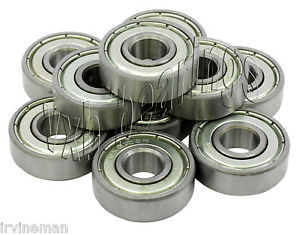 high temperature 10 Bearing 694 Z 4 x 11 x 4 mm Stainless Metric VXB