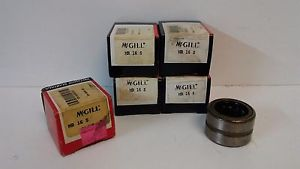 high temperature LOT OF (5)  OLD STOCK! MCGILL NEEDLE BEARINGS MR-16-S