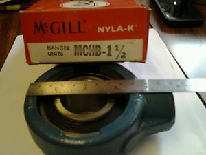 high temperature McGILL BEARING MCHB-1 1/2  hanger units