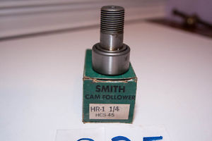 "high temperature ""  OLD"" Smith Cam Follower Bearing HR-1-1/4 HCS-45   Lot of 2"