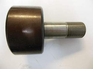 """high temperature  – OLD STOCK NEVERLUBE CAM FOLLOWER BEARING ASSEMBLY 4"""" ROLLER DIA. 2 1/4"""" L"""