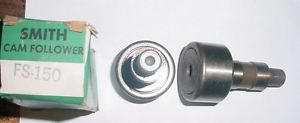 high temperature LOT OF 2 SMITH Camrol Bearing FS150 CAM FOLLOWER ROLLER TRACK