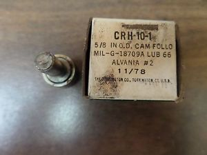 "high temperature  TORRINGTON CAM FOLLOWER BEARING CRH-10-1 CRH101 5/8""OD 11/78"