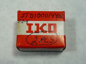 high temperature IKO CRH8-1VBUU Cam Follower 2Pk !  !