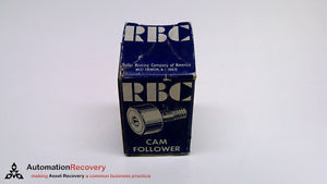 high temperature RBC CH 36 LW , HEXLUBE CROWNED CAM FOLLOWER,HEAVY STUD, SOCKET HEAD,  #216163