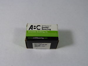 high temperature ABC Smith CR-1-1/2-XB-SS Stainless Steel Sealed Cam Follower !  !