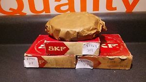 high temperature SKF 6309 Single Row Ball Bearing (Lot of 3)