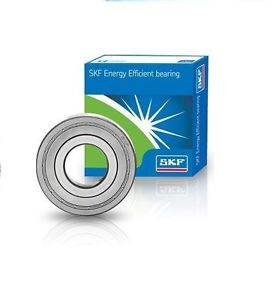 high temperature E2.6301-2Z/C3 12x37x12mm SKF Energy Efficient Deep Groove Ball Bearing