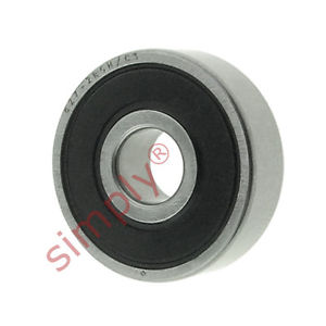 high temperature SKF 6272RSHC3 Rubber Sealed Deep Groove Ball Bearing 7x22x7mm