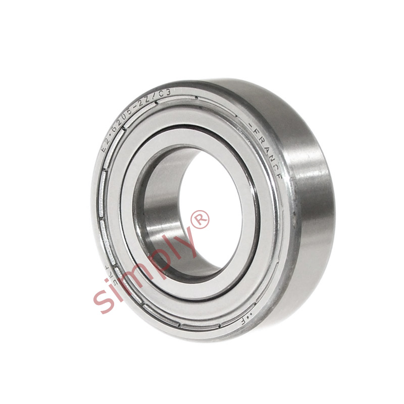high temperature SKF E262052ZC3 Energy Efficient Shielded Deep Groove Ball Bearing 25x52x15mm