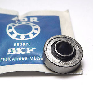 high temperature SKF JN10E Kugellager 10 x 26 mm, MIL Qualität, Airframe Ball Bearing, NOS