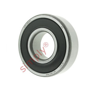 high temperature SKF 62042RSHC3 Rubber Sealed Deep Groove Ball Bearing 20x47x14mm
