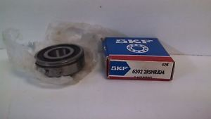 high temperature  OLD STOCK! SKF BALL BEARING 6202-2RSNRJEM