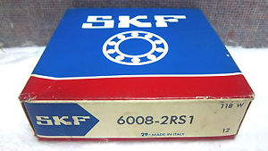high temperature SKF BALL BEARING 6008-2RS1  60082RS1