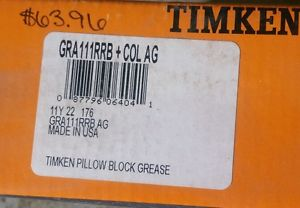 high temperature Timken Fafnir GRA111RRB+COL AG Wheel Ball Bearing Insert Plus Collar New in box