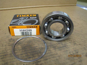 high temperature Timken Fafnir Single Row Deep Groove Ball Bearing 308KDGN 308KDG New