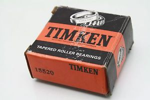 "high temperature Timken 15520 Tapered Roller Ball Bearing Cup 2.25"" OD 2-1/4"""