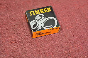 high temperature Timken AS3KDD New Single Row Ball Bearing New