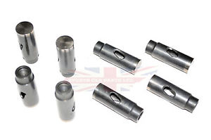 high temperature Brand New Set of 8 Cam Followers Lifters Tappets MGA MGB 1955-71 Made in the UK