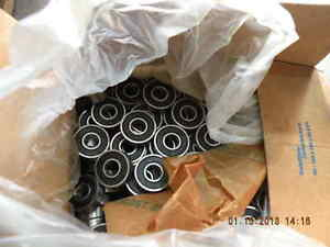 high temperature LOT OF 350  SKF 6000-2RSL/C3 BEARING QTY 350